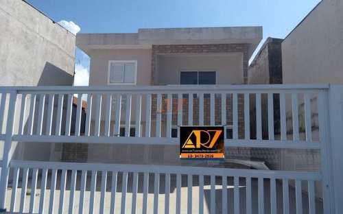 Casa, código 1486 em Praia Grande, bairro Samambaia