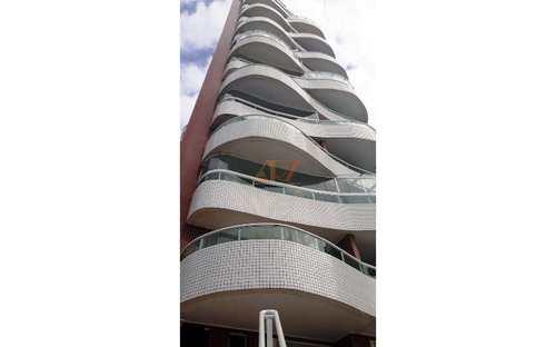 Apartamento, código 1135 em Praia Grande, bairro Balneário Paqueta
