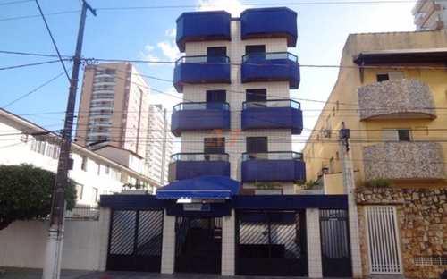 Apartamento, código 909 em Praia Grande, bairro Canto do Forte