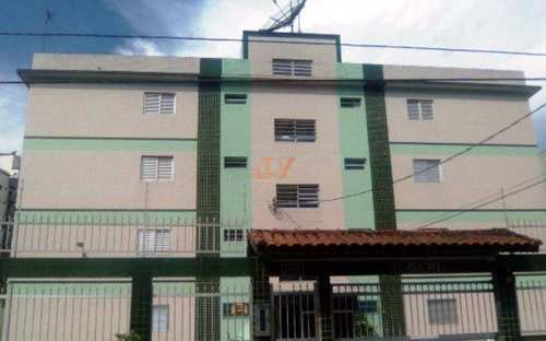 Apartamento, código 859 em Praia Grande, bairro Aviação