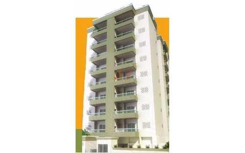 Apartamento, código 828 em Praia Grande, bairro Mirim
