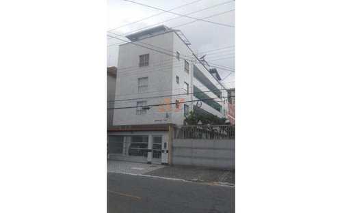 Kitnet, código 822 em Praia Grande, bairro Boqueirão
