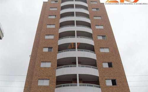 Apartamento, código 636 em Praia Grande, bairro Tupi