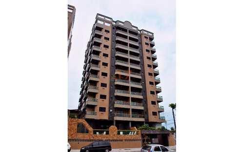 Apartamento, código 588 em Praia Grande, bairro Caiçara