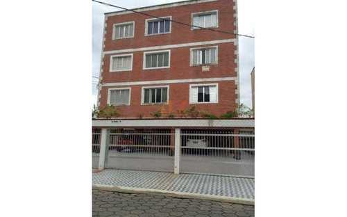 Apartamento, código 586 em Praia Grande, bairro Mirim