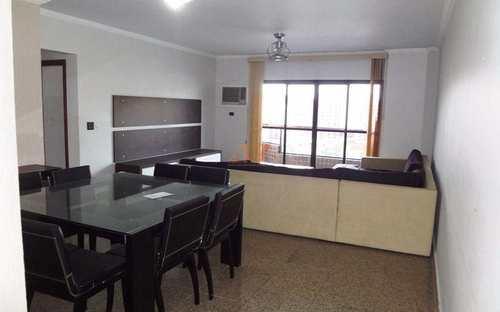 Apartamento, código 523 em Praia Grande, bairro Canto do Forte
