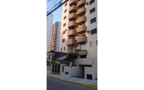 Apartamento, código 476 em Praia Grande, bairro Aviação