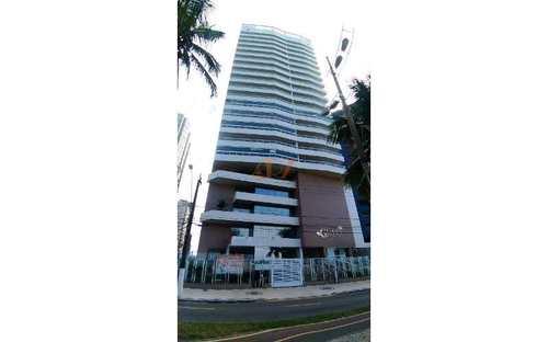 Apartamento, código 421 em Praia Grande, bairro Guilhermina