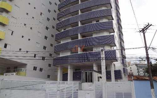 Apartamento, código 342 em Praia Grande, bairro Mirim