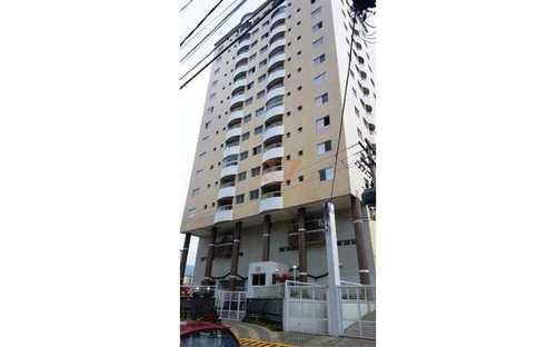 Apartamento, código 340 em Praia Grande, bairro Caiçara