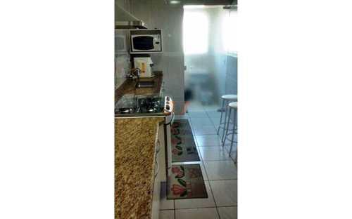 Apartamento, código 327 em Praia Grande, bairro Caiçara