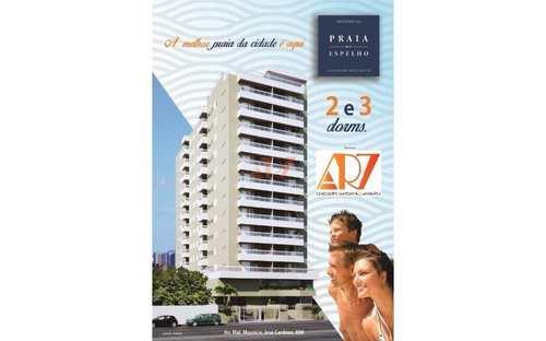 Apartamento, código 309 em Praia Grande, bairro Canto do Forte