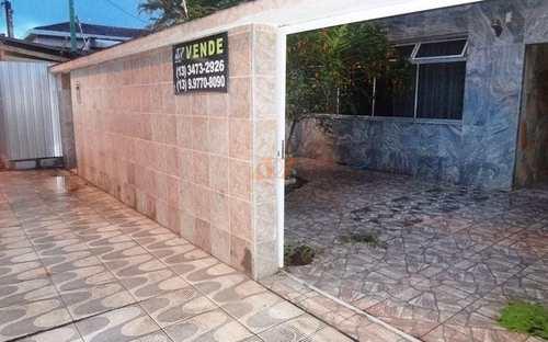 Casa, código 278 em Praia Grande, bairro Canto do Forte