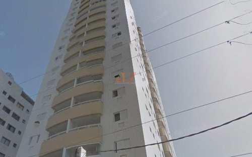 Apartamento, código 238 em Praia Grande, bairro Guilhermina