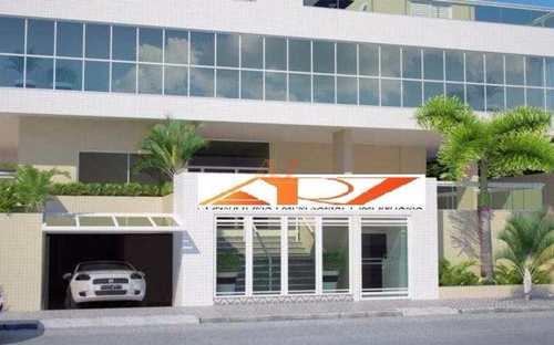 Apartamento, código 228 em Praia Grande, bairro Guilhermina