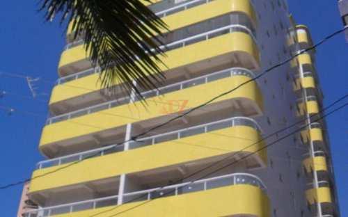 Apartamento, código 199 em Praia Grande, bairro Mirim