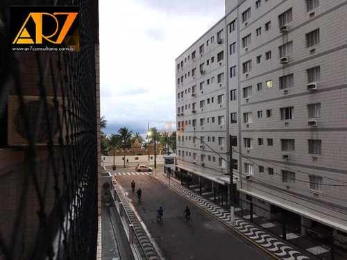 Apartamento, código 2173 em Praia Grande, bairro Canto do Forte
