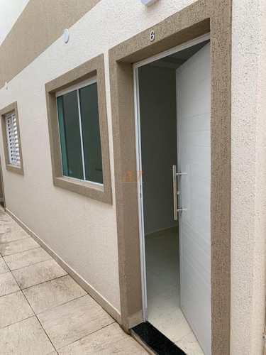 Casa, código 2363 em Praia Grande, bairro Canto do Forte