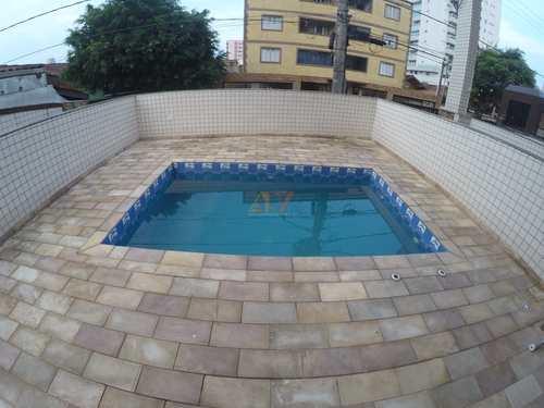 Apartamento, código 2439 em Praia Grande, bairro Aviação