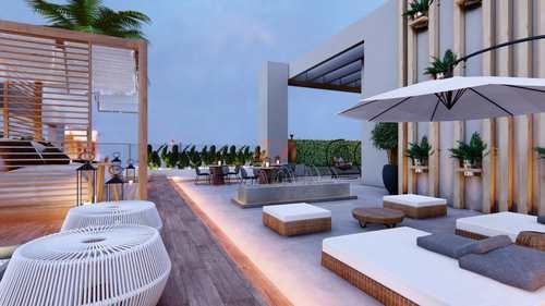 Apartamento, código 2444 em Praia Grande, bairro Canto do Forte