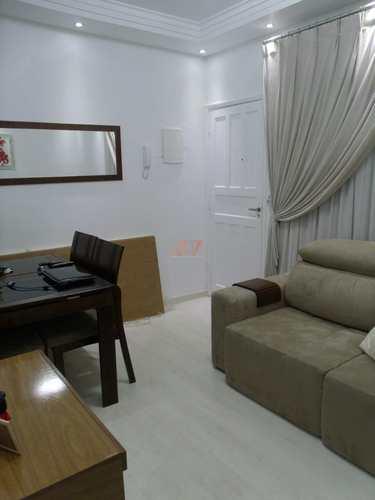 Apartamento, código 2482 em Praia Grande, bairro Canto do Forte