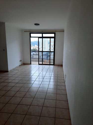 Apartamento, código 2493 em Praia Grande, bairro Guilhermina