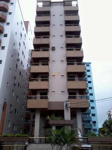 Apartamento, código 2545 em Praia Grande, bairro Guilhermina