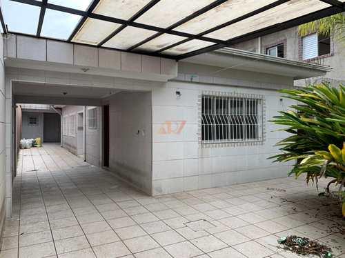 Casa, código 2594 em Praia Grande, bairro Caiçara