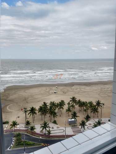 Apartamento, código 2720 em Praia Grande, bairro Guilhermina