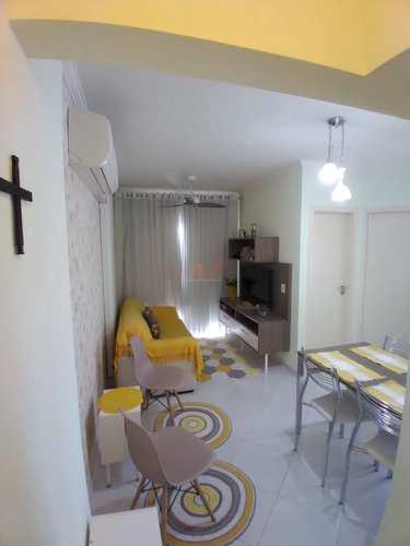 Apartamento, código 2795 em Praia Grande, bairro Canto do Forte