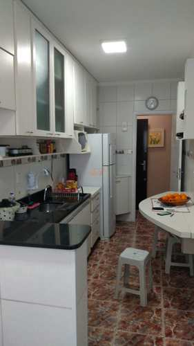 Apartamento, código 2811 em Praia Grande, bairro Canto do Forte