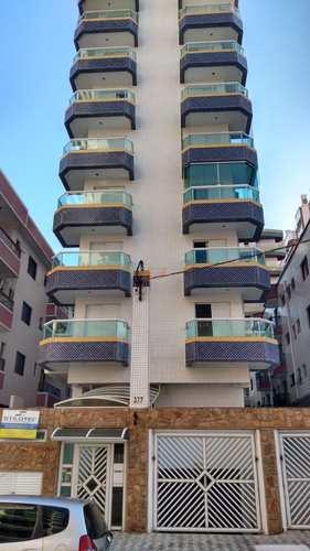 Apartamento, código 2935 em Praia Grande, bairro Guilhermina