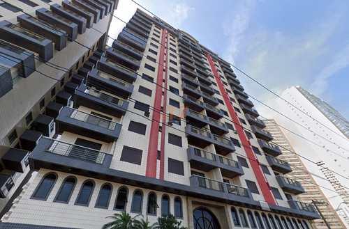 Apartamento, código 3160 em Praia Grande, bairro Guilhermina