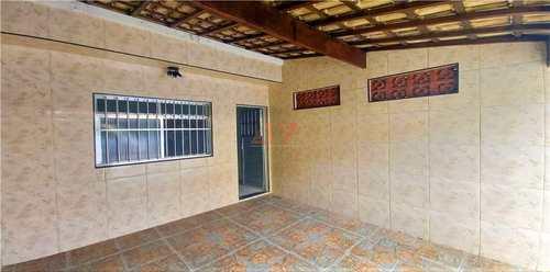 Casa, código 3322 em Praia Grande, bairro Nova Mirim
