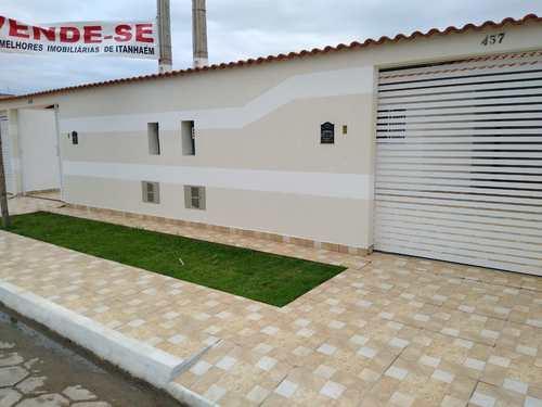 Casa, código 7 em Itanhaém, bairro Bopiranga