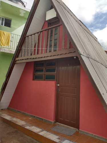 Kitnet, código 30 em Itanhaém, bairro Satélite