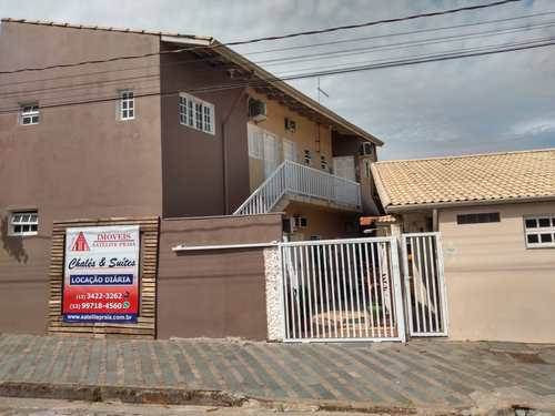 Kitnet, código 40 em Itanhaém, bairro Satélite
