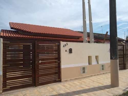 Casa, código 45 em Itanhaém, bairro Balneário Tupy