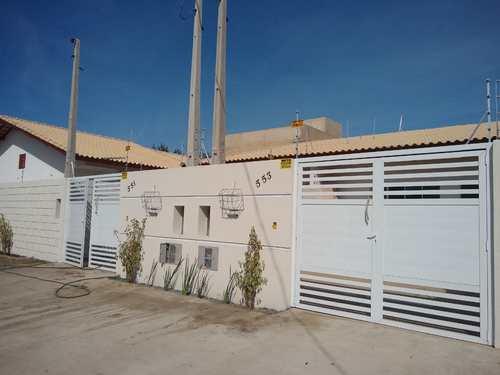 Casa, código 46 em Itanhaém, bairro Balneário Tupy