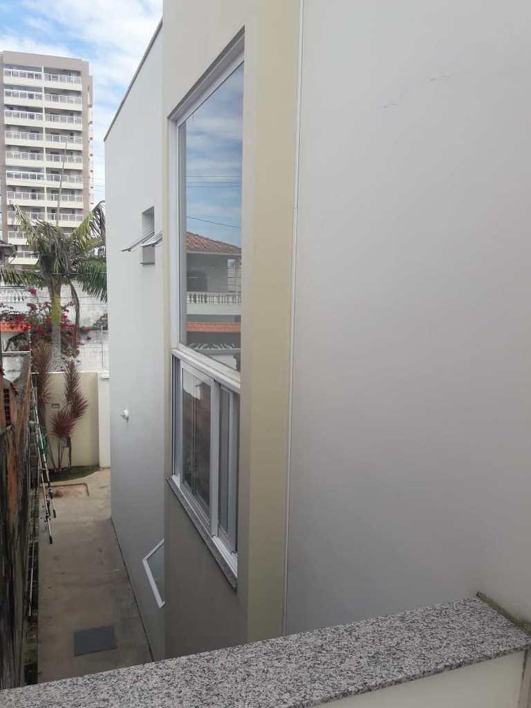 Sobrado em Itanhaém, no bairro Jardim Ibera