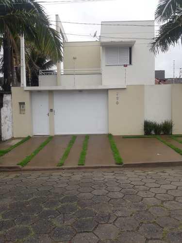 Sobrado, código 54 em Itanhaém, bairro Jardim Ibera