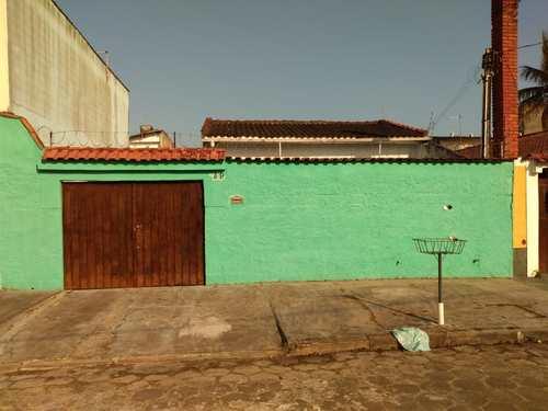 Casa, código 55 em Itanhaém, bairro Balnerio Gaivota