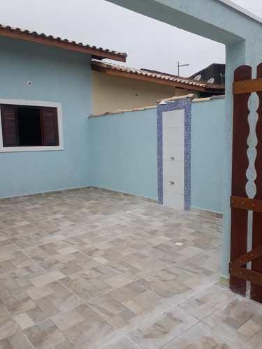 Casa, código 60 em Itanhaém, bairro Savoy
