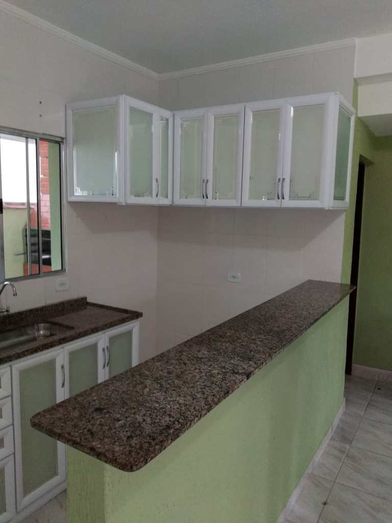 Casa de Condomínio em Mongaguá, no bairro Balneário Flórida Mirim