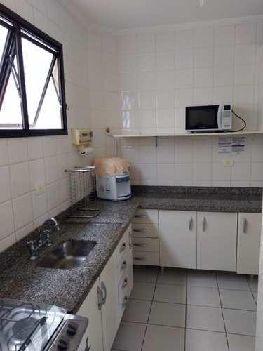 Apartamento, código 67 em Itanhaém, bairro Jardim Ibera