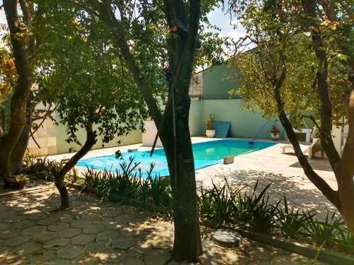 Casa, código 70 em Itanhaém, bairro Jardim Suarão