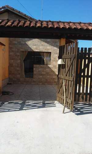 Casa, código 76 em Itanhaém, bairro Satélite
