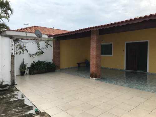 Casa, código 79 em Itanhaém, bairro Savoy
