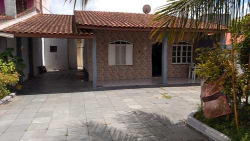 Casa, código 81 em Itanhaém, bairro Jardim Corumbá