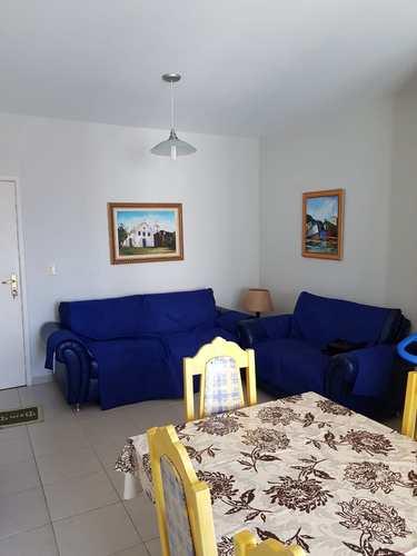 Apartamento, código 85 em Itanhaém, bairro Jardim Ibera